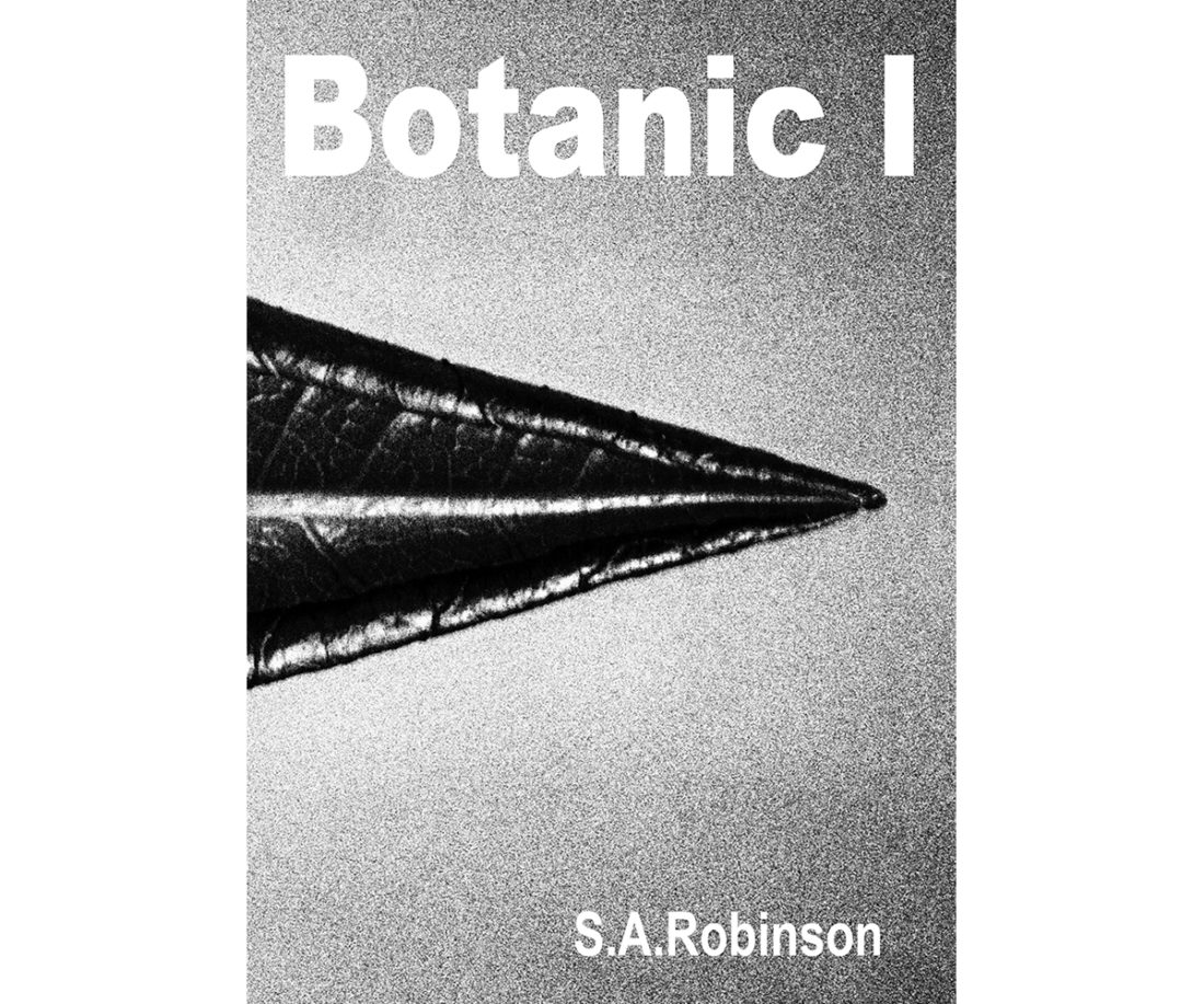 Botanic cover – front