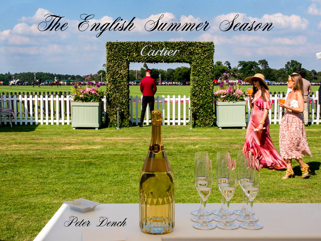 THE ENGLISH SUMMER SEASON – CARTIER INTERNATIONAL POLO