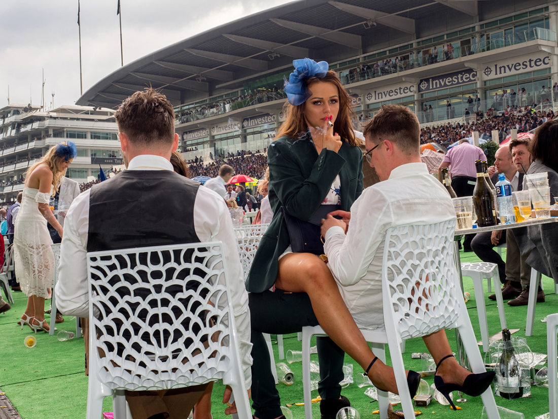 THE ENGLISH SUMMER SEASON – EPSOM