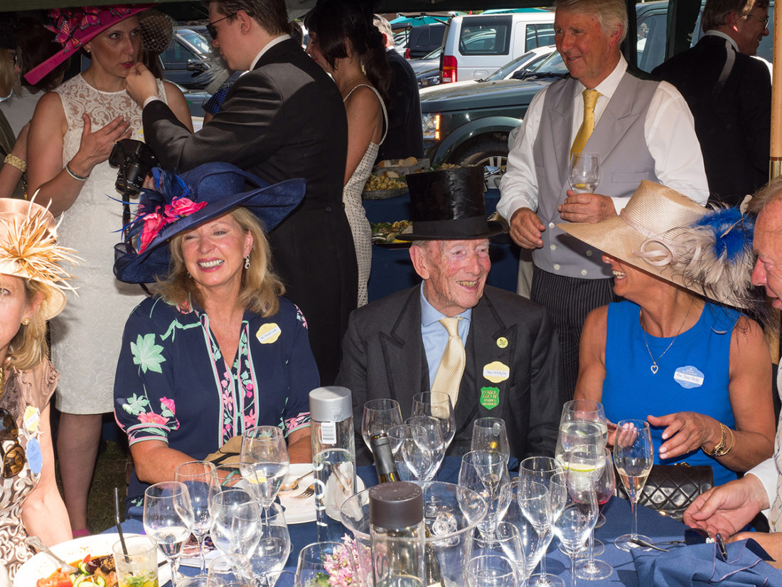 THE ENGLISH SUMMER SEASON – ROYAL ASCOT